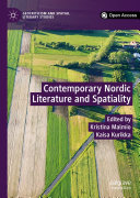 Contemporary Nordic Literature and Spatiality Pdf/ePub eBook