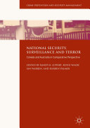 National Security, Surveillance and Terror Pdf/ePub eBook