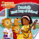 Daniel s First Day of School