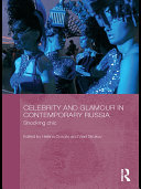 Pdf Celebrity and Glamour in Contemporary Russia Telecharger