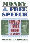 Money and Free Speech