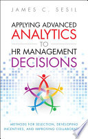 Applying Advanced Analytics To Hr Management Decisions Book PDF