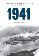 1941 The Second World War at Sea in Photographs Book