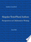 Singular Texts plural Authors
