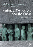 Heritage  Democracy and the Public