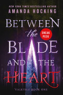 Between the Blade and the Heart Sneak Peek