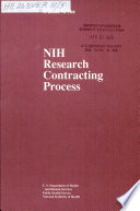 A guide to the NIH research contracting process