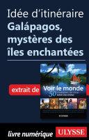 Idée d'itinéraire - Galapagos, mystères des îles enchantées