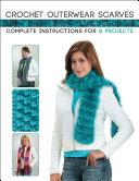 Crochet Outerwear Scarves