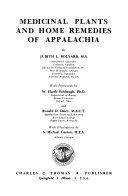 Medicinal Plants And Home Remedies Of Appalachia