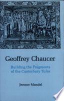 Geoffrey Chaucer Book