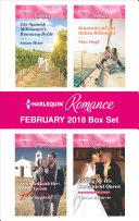 Harlequin Romance February 2018 Box Set
