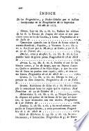 Prontuario alfabético, y cronológico por órden de materias de las instrucciones, ordenanzas, reglamentos, pragmáticas, y demás reales resoluciones no recopiladas, expedidas hasta el año de 1792 inclusive, que han de observarse para la administracion de justicia, y gobierno de los pueblos del Reyno