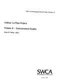 Animas La Plata Project  Environmental studies