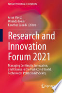 Research and Innovation Forum 2021