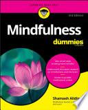 """""""Mindfulness For Dummies"""" by Shamash Alidina"""