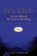 Tolkien  A Look Behind The Lord Of The Rings