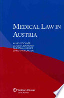 Medical Law in Austria