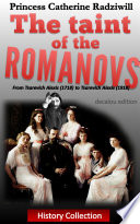The taint of the romanovs