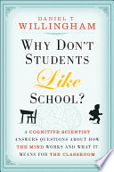 Why Don t Students Like School