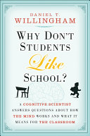 Pdf Why Don't Students Like School?