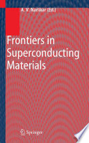 Frontiers in Superconducting Materials