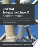 Red Hat Enterprise Linux 8 Administration