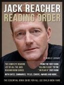 Jack Reacher Reading Order