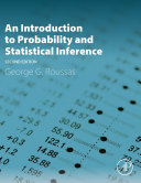 Pdf An Introduction to Probability and Statistical Inference Telecharger