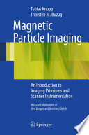 Magnetic Particle Imaging Book PDF