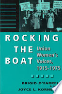 Rocking the Boat Book