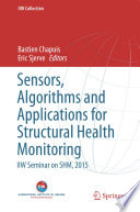 Sensors  Algorithms and Applications for Structural Health Monitoring