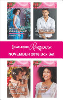 Harlequin Romance November 2018 Box Set