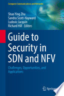Guide to Security in SDN and NFV Book