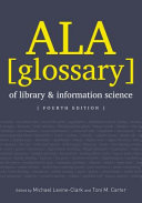 ALA Glossary of Library and Information Science Pdf/ePub eBook