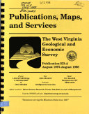 Publications  Maps  and Services Book