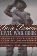 Berry Benson's Civil War Book Pdf/ePub eBook