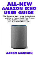 All-New Amazon Echo User Guide