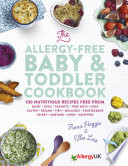 The Allergy Free Baby   Toddler Cookbook