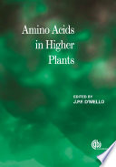 Amino Acids in Higher Plants