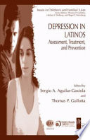 Depression In Latinos Book PDF