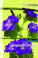 Understanding Language Change
