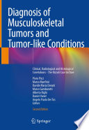 Diagnosis Of Musculoskeletal Tumors And Tumor Like Conditions Book PDF