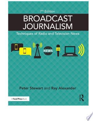 Free Download Broadcast Journalism PDF - Writers Club