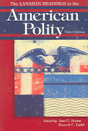 The Lanahan Readings in the American Polity