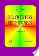Progress in Physics  vol  3 2006