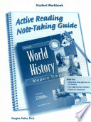 Glencoe World History Active Reading Note-Taking Guide