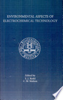Environmental Aspects of Electrochemical Technology Book