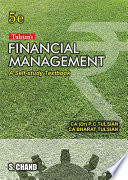 Financial Management  5th Edition Book