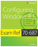 Exam Ref 70 687 Configuring Windows 8 1  MCSA